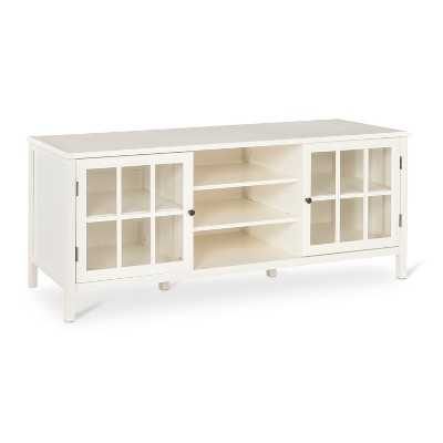 "Thresholdâ""¢ Windham Large TV Stand - Target"