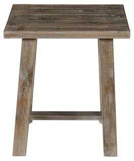 Maxwell End Table - One Kings Lane