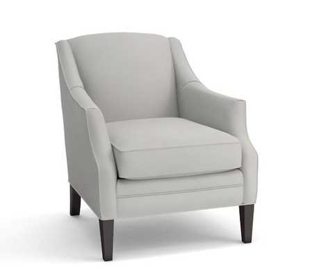 Hattie Upholstered Armchair - Pottery Barn