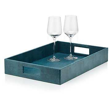 Largo Rectangular Tray - Z Gallerie