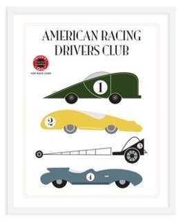 ModernPOP, American Racing Club, Mini - One Kings Lane