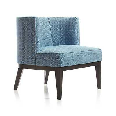 Grayson Chair - Cobalt - Crate and Barrel