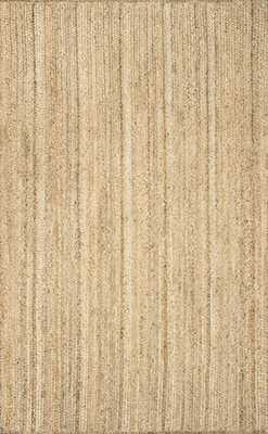 Maui Jute Braided JT03 Rectangle Rug - Rugs USA