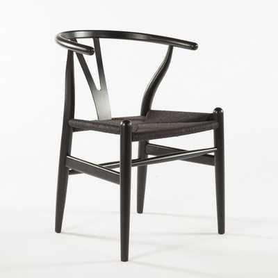 The Wishbone Arm Chair - AllModern