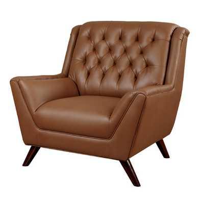 Daine Modern Tufted Arm Chair - AllModern