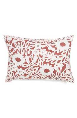 """'Paper Cut' Floral Accent Pillow, 14"""" x 20"""". Polyster fill - Nordstrom"""