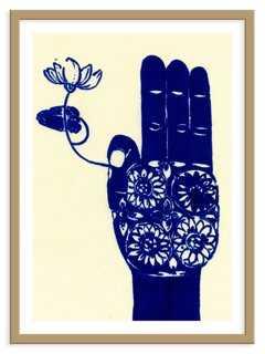 As Collective, Budha Hand Lotus - One Kings Lane