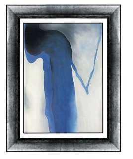 Georgia O'Keeffe, Blue Black Grey, 1960 - One Kings Lane