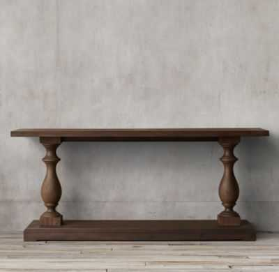 17TH C. MONASTERY CONSOLE TABLE - RH