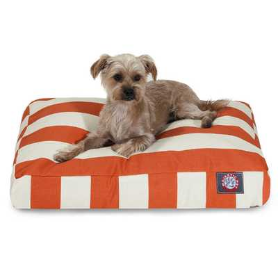 Vertical Stripe Pillow Dog Bed - AllModern