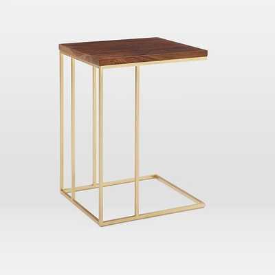Grid Frame Side Table - West Elm