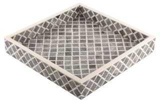 Morrocan Tile Tray - One Kings Lane