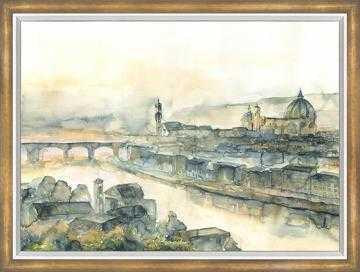 SCENERY OF EUROPE FRAMED WALL ART - Home Decorators
