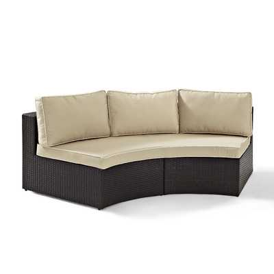 Catalina Sectional Piece with Cushions - Wayfair