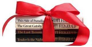 F. Scott Fitzgerald Gift Set, S/4 - One Kings Lane
