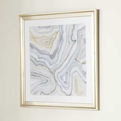 Agate Framed Print II - Birch Lane
