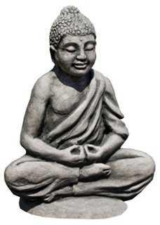 Tranquility Buddha - One Kings Lane