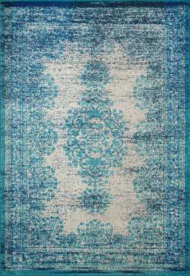 Speckled Medallion Rug - Rugs USA