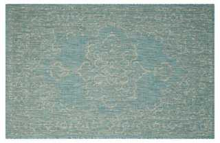 Dumin Outdoor Rug - One Kings Lane