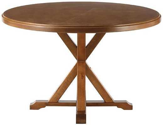 HAMILTON PEDESTAL TABLE - Home Decorators