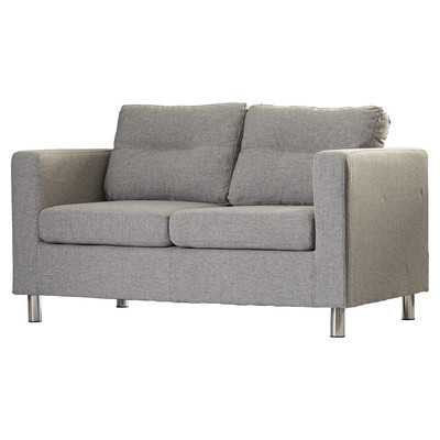 Hilliard Loveseat - Ash - Wayfair