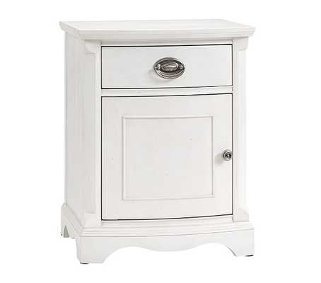 Remy Nightstand - AGED WHITE - Pottery Barn Kids
