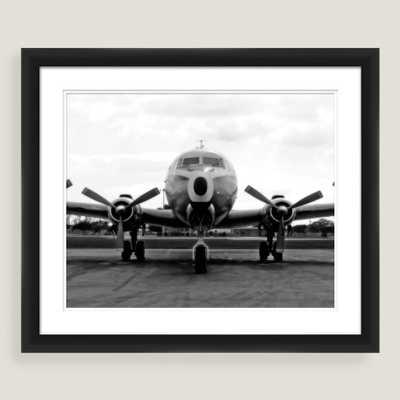 Takeoff Framed Shadowbox Wall Art 23x19 - World Market/Cost Plus