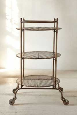 Three Tier Rolling Cart - Urban Outfitters