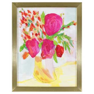 Floral Framed Wall Art 13x10- Oh Joy! - Target