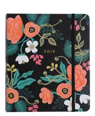 2016 BIRCH FLORAL AGENDA PLANNER - shop.com