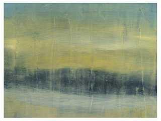 Goldberg, Abstracted Skyline II Oversize - One Kings Lane