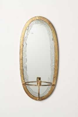 Artemis Bow Mirror - Anthropologie