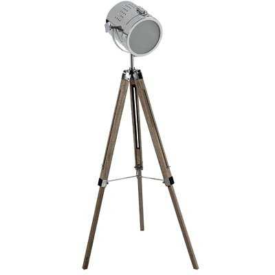 Adjustable Tripod Spotlight Floor Lamp - Amazon