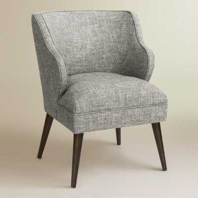 Audin Upholstered Chair- Pumice - World Market/Cost Plus