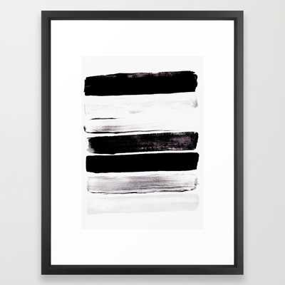 """Stack V - 20"""" x 26"""" - Framed - Society6"""