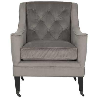 Sherman Arm Chair - Mushroom Taupe - AllModern