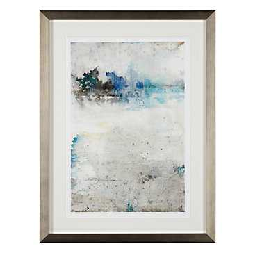 Cool Morning 2 - Limited Edition - 30.75''W x 40.75''H - Framed - Z Gallerie