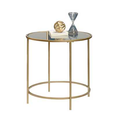International Round Lux End Table - Wayfair
