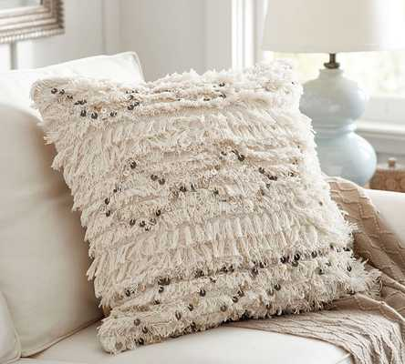 """MOROCCAN WEDDING BLANKET PILLOW COVER 24""""  - Insert sold seperately - Pottery Barn"""