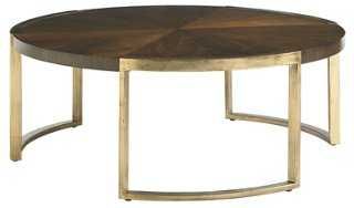Ava Coffee Table - One Kings Lane
