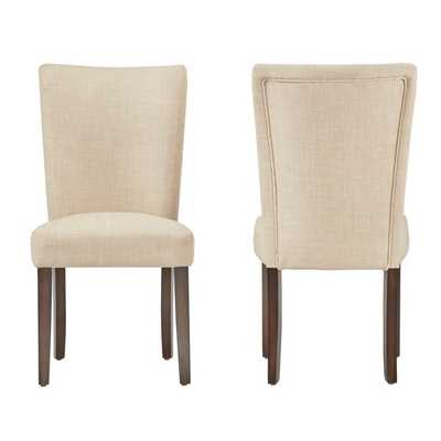 INSPIRE Q Catherine Parsons Dining Side Chair - Set of 2 - Overstock