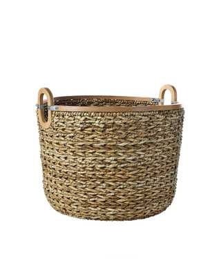 Seagrass Basket - Serena and Lily