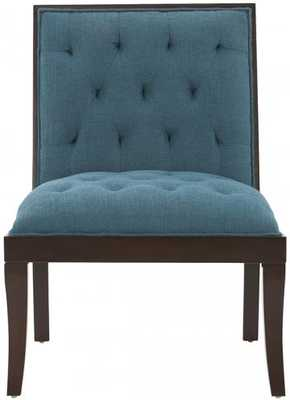 EVELYN ACCENT CHAIR - Almond - Home Decorators