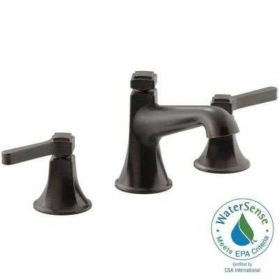 Georgeson 2-Handle Bathroom Faucet - Home Depot
