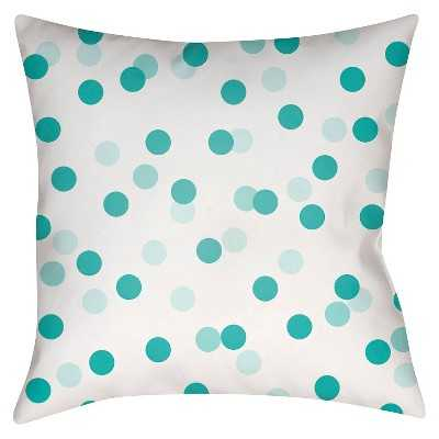 Surya Dots & Spots Throw Pillow - Target