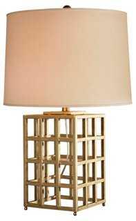 Lola Table Lamp - One Kings Lane
