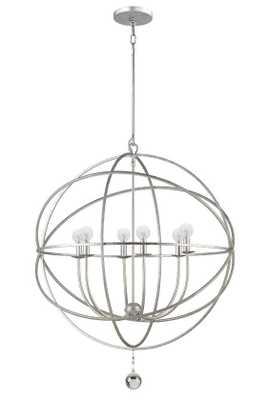 SOLARIS CHANDELIER - 6-Light Small - Home Decorators