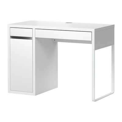 MICKE Desk, white - Ikea