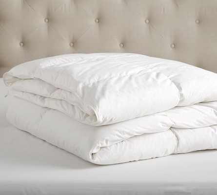 Duvet Inserts-  DOWN, CLASSIC - Pottery Barn