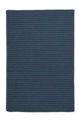 Colonial Mills Simply Home Solid Outdoor SH Braided Rug - Rugs USA